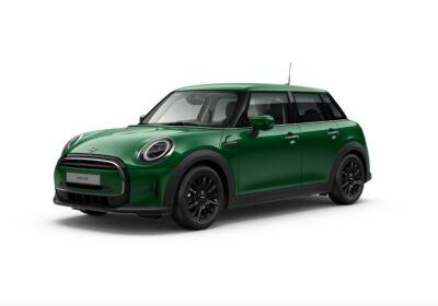 MINI One 1.5 Classic 5 porte British racing Green Da immatricolare