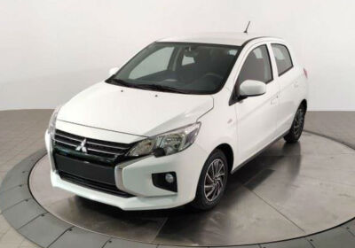 MITSUBISHI Space Star 1.0 Invite Polar White Da immatricolare