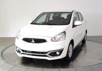MITSUBISHI Space Star 1.0 Invite Polar White Km 0