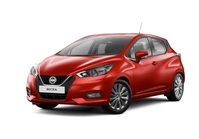 NISSAN Micra IG-T 92 Xtronic 5 porte Acenta Passion Red Km 0