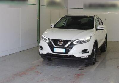 NISSAN Qashqai 1.5 dCi 115 CV N-Connecta White Pearl Brilliant Usato Garantito