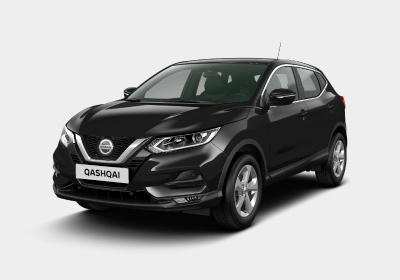 NISSAN Qashqai 1.5 dCi Business Black Metallic Km 0