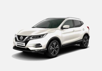 NISSAN Qashqai 1.6 dCi 2WD N-Connecta White Pearl Km 0