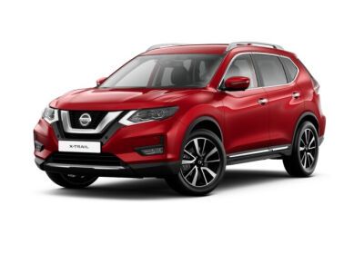 NISSAN X-Trail dCi 150 4WD Tekna Tinted Red Km 0