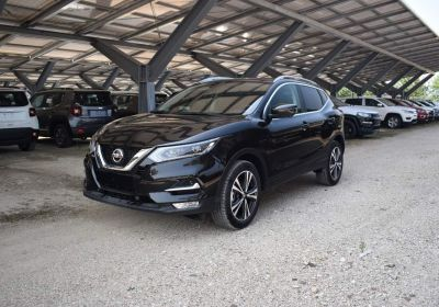 NISSAN Qashqai 1.3 DIG-T 140 CV N-Connecta Black Metallic Km 0