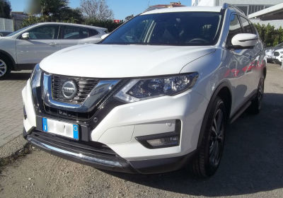 NISSAN X-Trail dCi 150 2WD N-Connecta White Pearl Brilliant Usato Garantito
