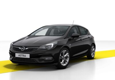 OPEL Astra 1.5 CDTI 122 CV S&S AT9 5 porte Business Elegance Mineral Black Km 0