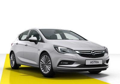 OPEL Astra 1.6 CDTi 110CV Start&Stop 5 porte Innovation Sovereign Silver Km 0