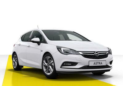 OPEL Astra 1.6 CDTi 136CV aut. 5 porte Dynamic Summit White Km 0