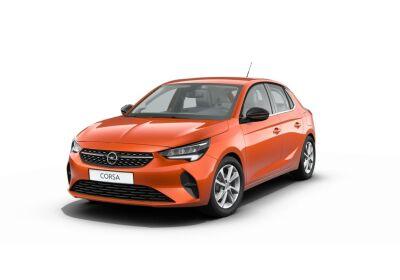 OPEL Corsa 1.2 100 CV Elegance Orange Fizz Km 0