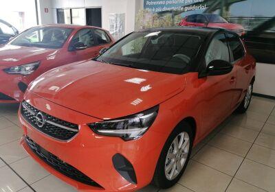 OPEL Corsa 1.2 Elegance 100cv at8 Orange Fizz Km 0