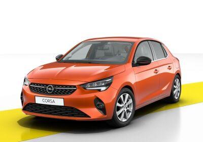 OPEL Corsa 1.2 Elegance Orange Fizz Km 0