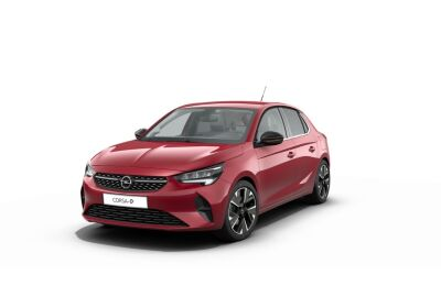 OPEL Corsa-e 5 porte Elegance Peperoncino Red Km 0