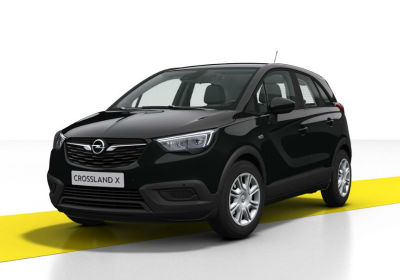 OPEL Crossland X 1.2 12V Advance Nero Perla Km 0