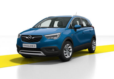 OPEL Crossland X 1.2 12V Innovation True Blue Km 0