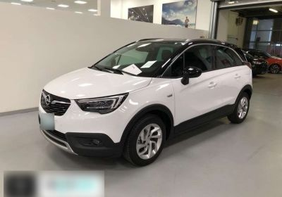 OPEL Crossland X 1.2 12V Innovation Summit White Km 0
