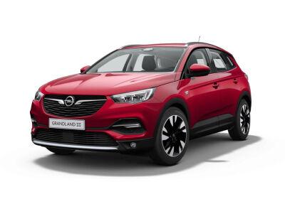 OPEL Grandland X 1.5 diesel Ecotec Start&Stop Elegance Dark Ruby Red Km 0