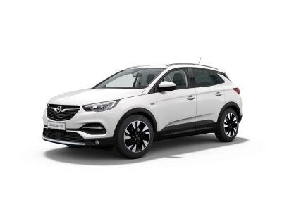 OPEL Grandland X 1.5 diesel Ecotec Start&Stop Elegance White Jade Km 0