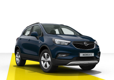 OPEL Mokka X 1.4 Turbo GPL Tech 140CV 4x2 Advance Darkmoon Blue Km 0