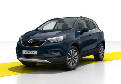 OPEL Mokka X 1.4 Turbo GPL Tech 140CV 4x2 Innovation Darkmoon Blue Km 0