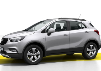 OPEL Mokka X 1.6 cdti Advance Switchblade Silver Km 0