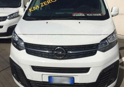 OPEL Vivaro 1.5d 100cv Enjoy S&S L1H1 mt6 E6.2 White Jade Km 0