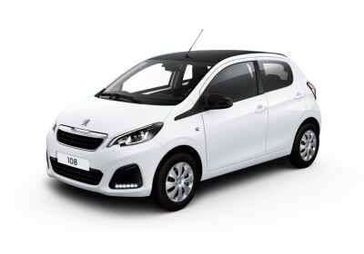 PEUGEOT 108 VTi 72 S&S 5 porte Active Bianco Lipizan Km 0