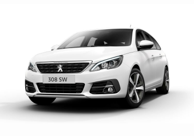 PEUGEOT 308 BlueHDi 130 EAT6 S&S SW Active Bianco Madreperla Km 0