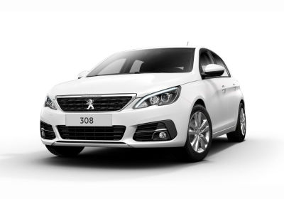 PEUGEOT 308 BlueHDi 130 EAT8 S&S Active Bianco Madreperla Km 0