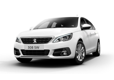PEUGEOT 308 BlueHDi 130 S&S SW Active Bianco Madreperla Km 0