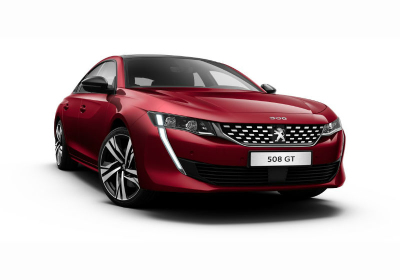 PEUGEOT 508 BlueHDi 180 EAT8 Stop&Start GT Rosso Ultimate Km 0