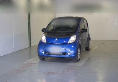 PEUGEOT iOn Active 49kW Electric Blue Usato Garantito
