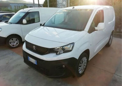 PEUGEOT Partner 1.6 bluehdi 100cv L1 Premium S&S Bianco Banchisa Km 0