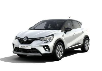 RENAULT Captur 1.6 plug-in hybrid Intens E-Tech 160cv auto Bianco Nacré Km 0