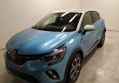 RENAULT Captur 1.6 plug-in hybrid Intens E-Tech 160cv auto Blu Celadon Km 0