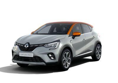 RENAULT Captur 1.6 plug-in hybrid Intens E-Tech 160cv auto Grigio Magnete Km 0