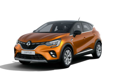 RENAULT Captur Blue dCi 8V 95 CV Intens MY20 Orange Atacama Km 0
