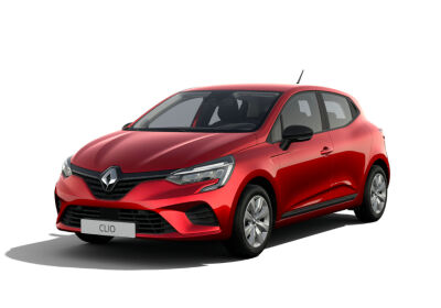 RENAULT Clio 1.0 tce Life Gpl 100cv Rosso Passion Km 0
