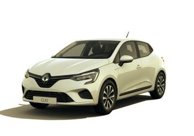 RENAULT Clio 1.0 tce Zen Gpl 100cv Bianco Ghiaccio Km 0
