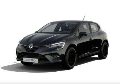 RENAULT Clio Hybrid E-Tech 140 CV 5 porte Zen Nero Etoilé Km 0