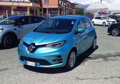 RENAULT Zoe Zen R135 Flex Blu Celadon Usato Garantito