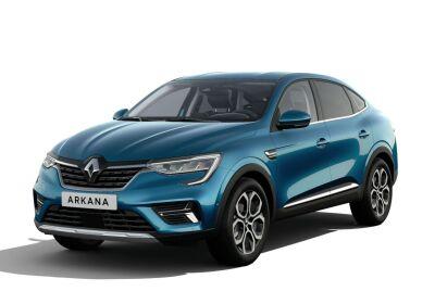 RENAULT Arkana 1.6 hybrid Intens E-Tech 145cv Blu Zanzibar Km 0