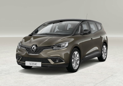 RENAULT Grand Scénic Blue dCi 120 CV Sport Edition2 Brun Vision Km 0