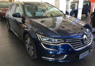 RENAULT Talisman Sporter Blue dCi 160 CV EDC Executive 4Control Blu Cosmo Usato Garantito