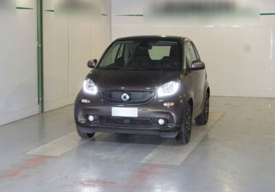 SMART Fortwo 70 1.0 twinamic Perfect Autumn Brown Km 0