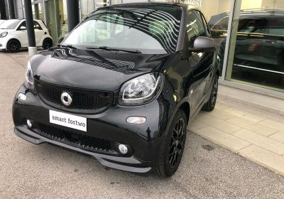 SMART Fortwo 70 1.0 twinamic Superpassion Black Km 0