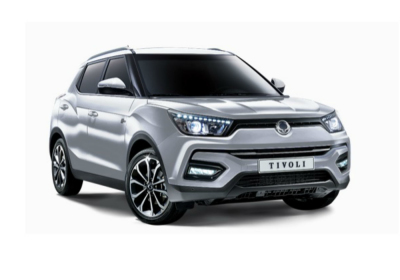 SSANGYONG Tivoli 1.6d 2WD Dream Techno Grey Km 0