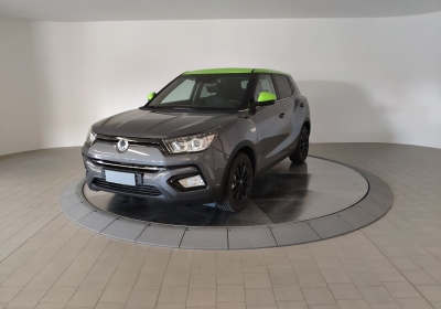 SSANGYONG Tivoli 1.6 2WD Green Sound Techno Grey Km 0