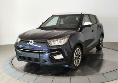SSANGYONG Tivoli 1.6 2WD Icon Dandy Blue Km 0