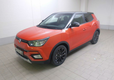 SSANGYONG Tivoli 1.6 2WD Bi-Fuel GPL Juice Orange Pop Km 0
